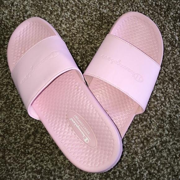 5e4cf6d0fea3 Champion Shoes - Sport comfort Champion slides